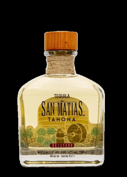 San Matias Tahona Tequila Reposado