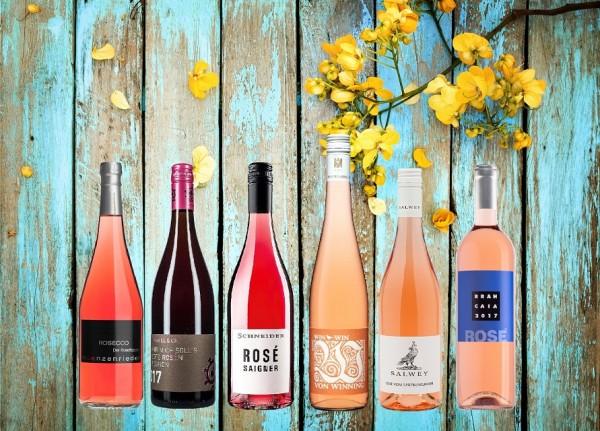 Rose Weinpaket