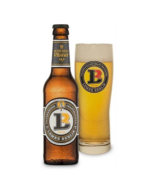 Brauerei Lemke Bohemian Pilsner