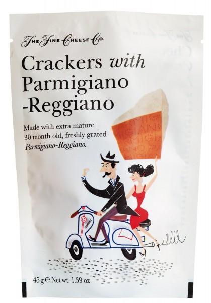 Fine Cheese Co. Crackers with Parmigiano Reggiano