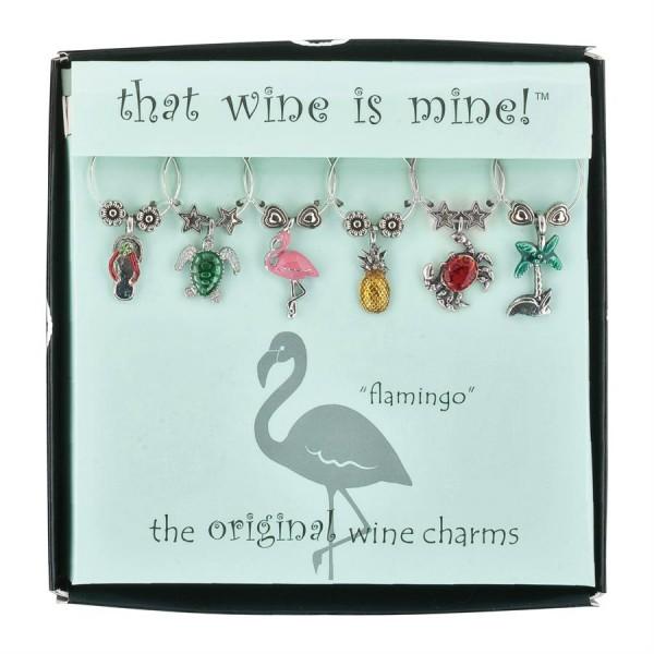 That Wine is Mine Flamingo