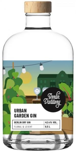 Berlin Distillery Urban Garden Gin