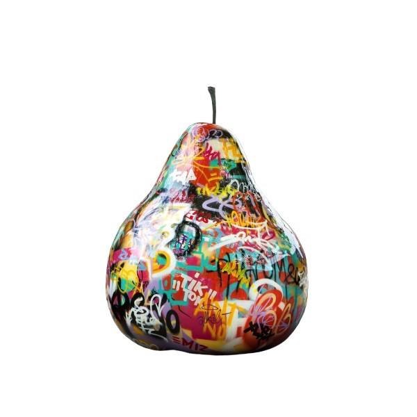 Bull & Stein Graffiti Pear