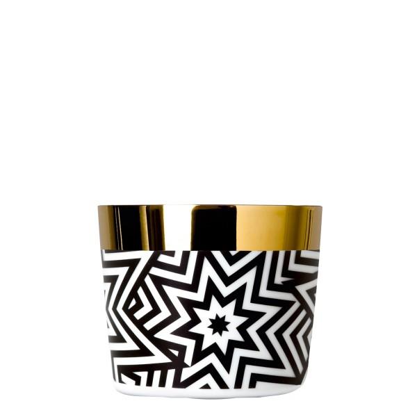 Sip of Gold Black & White Stars
