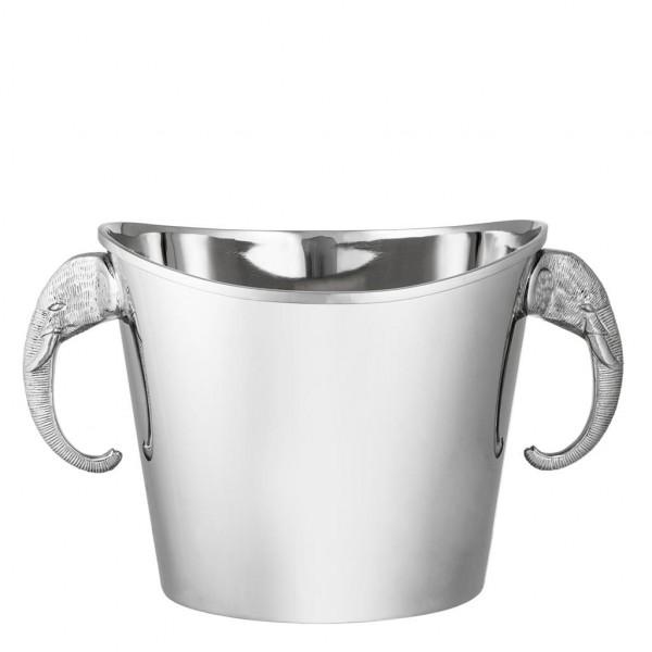 Weinkühler Maharaja Nickel