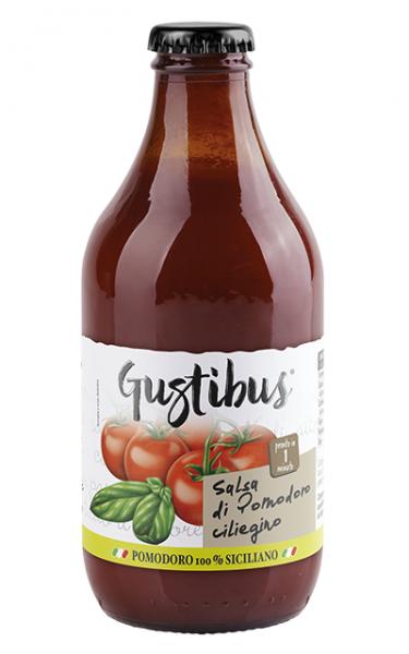 Gustibus Salsa di Pomodoro Ciliegino