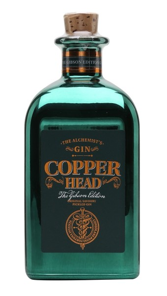Copperhead Gibson Edition The Alchemist's Gin