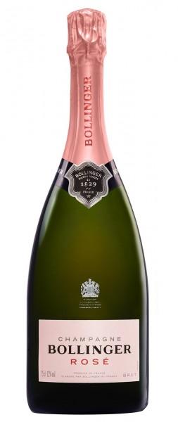 Bollinger Brut Rosé Champagner