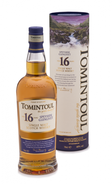 Tomintoul 16 Jahre Single Malt Whisky
