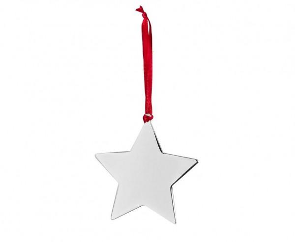 Anhänger Stern H 8 cm