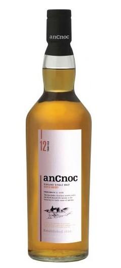 AnCnoc 12 Year Old Highland Single Malt Whisky