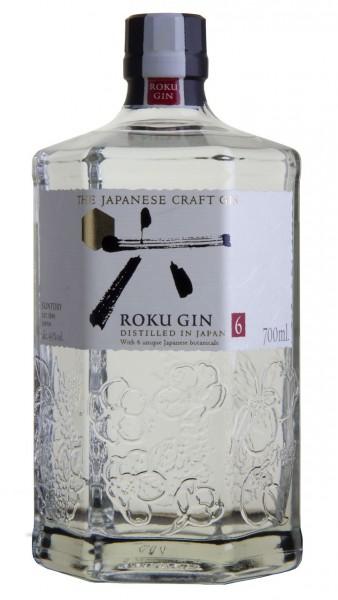 Roku Gin Japanese Craft Gin