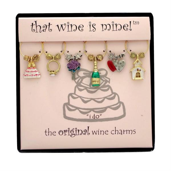 That Wine is Mine I do! Wine Charms