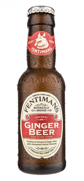 Fentimans Ginger Beer Botanically brewed