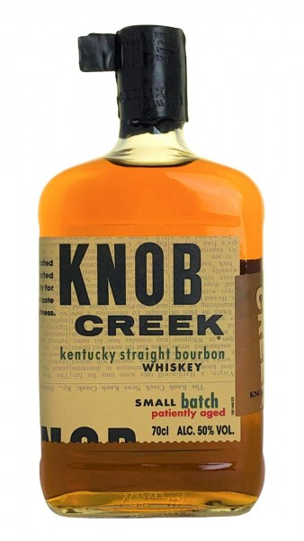 Knob Creek Kentucky Straight Bourbon Whisky