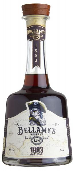 Bellamy's Reserve 1983 Single Cask Rum