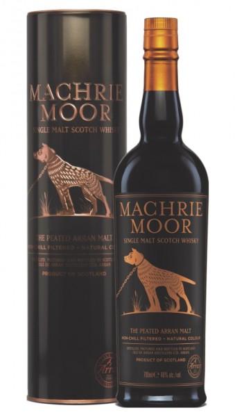 Arran Machrie Moor Single Malt Whisky