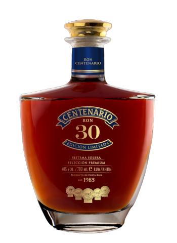 Centenario Rum 30 Edición Limitada