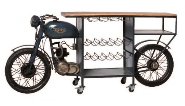 Motorrad Bar Triumph