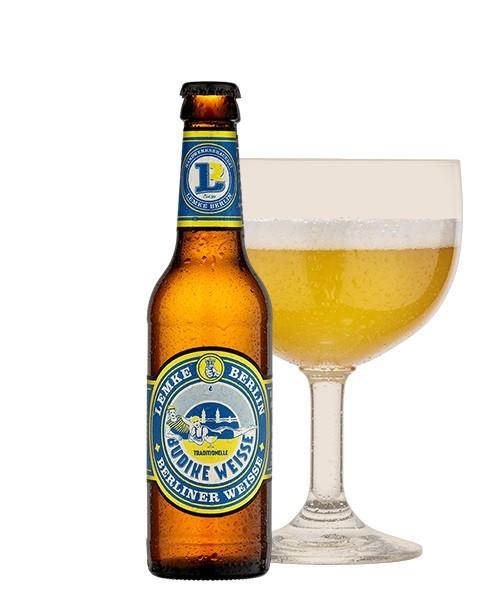 Brauerei Lemke Budike Weisse