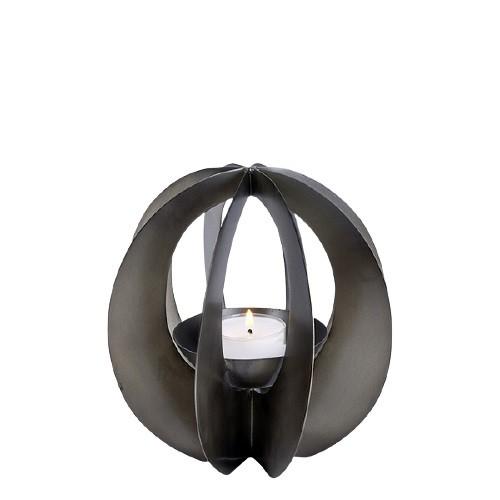 Orion Teelichthalter Bronze