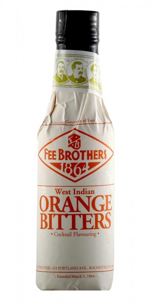 Fee Brothers West Indian Orange Bitters