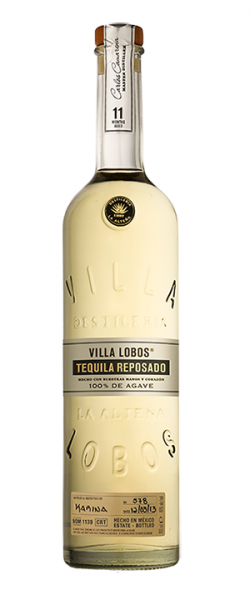 Villa Lobos Tequila Reposado