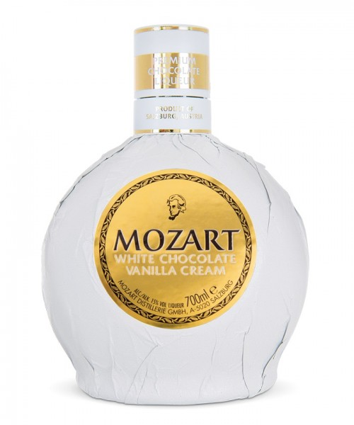 Mozart White Chocolate Likör