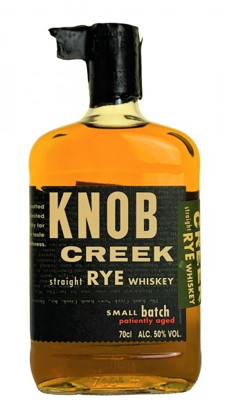 Knob Creek Kentucky Straight Rye Whisky