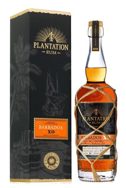 Plantation Barbados XO Single Cask Rum