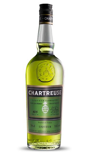 Chartreuse Grün Kräuterlikör