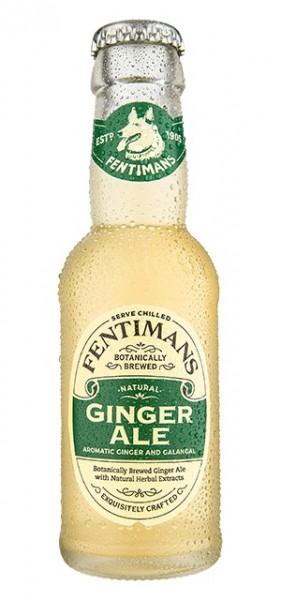 Fentimans Ginger Ale Botanically brewed