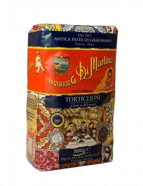 Pasta di Gragnano Tortiglioni Dolce & Gabbana Edition