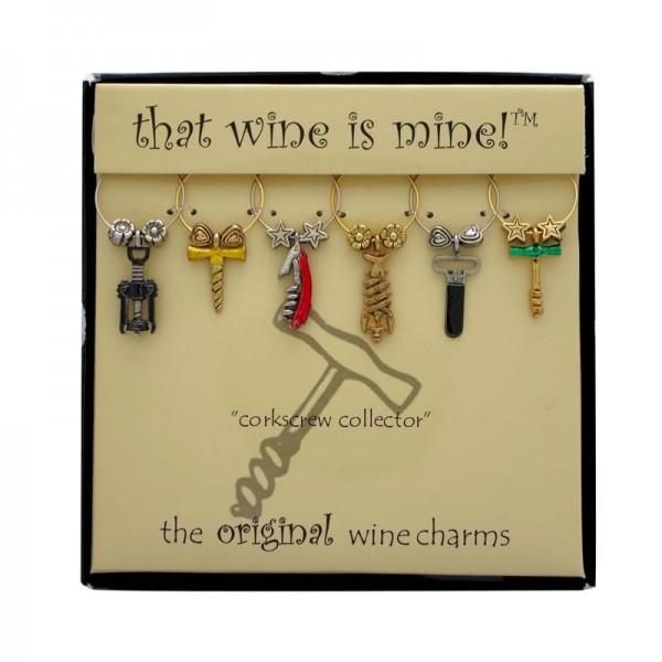 That Wine is Mine Corkscrew Collector