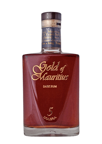 Gold of Mauritius Solera 5 Rum