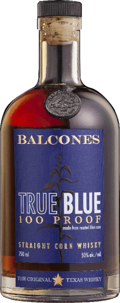 Balcones True Blue 100 Proof Texas Whiskey