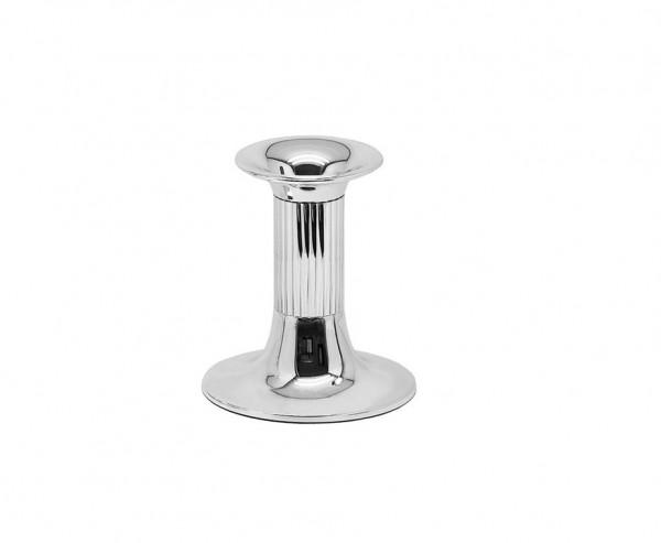 Leuchter Kerzenleuchter Farol, edel versilbert, anlaufgeschützt, Höhe 11 cm