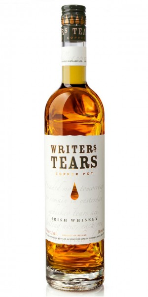 Writers Tears Copper Pot Still Irish Whiskey