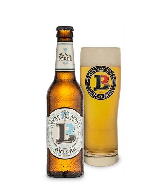 Brauerei Lemke Berliner Perle Helles