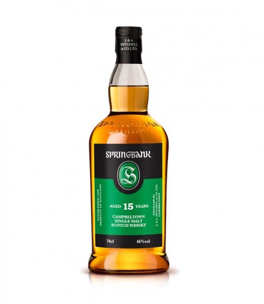 Springbank 15 Jahre Cambletown Single Malt Scotch Whisky