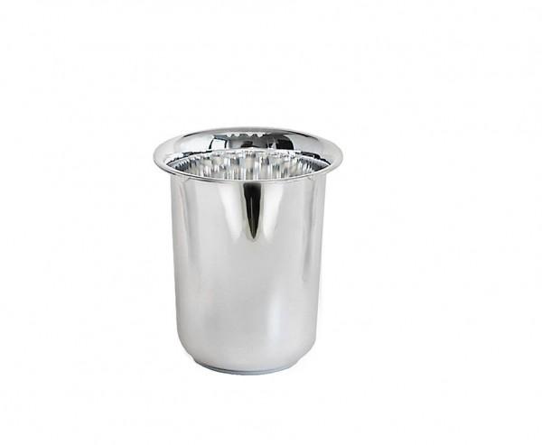 Silberbecher Trinkbecher Becher Cuno, Echtsilber 925/000, Höhe 8 cm, Silbergewicht 53 Gramm