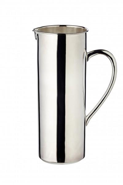 Krug Kanne Karaffe Santana, schwerversilbert, Höhe 25 cm, Füllmenge 1,5 Liter