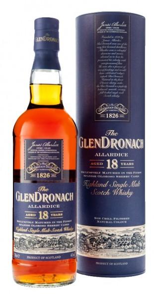 The GlenDronach 18 Jahre Allardice