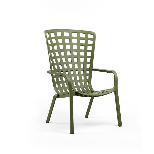 Folio Gartenstuhl Stuhl Outdoor von Nardi