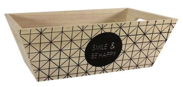 Geschenkkorb Smile & Be Happy
