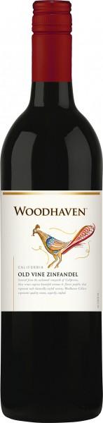 Woodhaven Old Vine Zinfandel