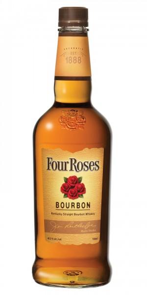Four Roses Kentucky Straight Bourbon Whsiky
