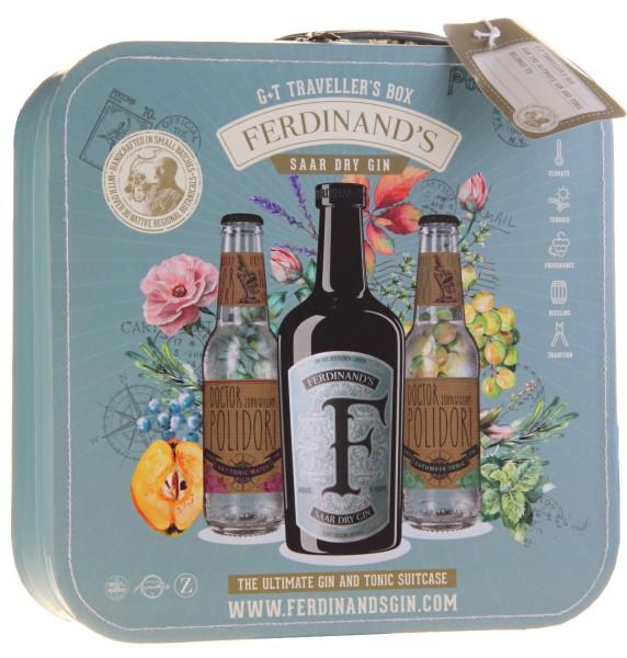 Ferdinand's Gin & Tonic Traveller's Box
