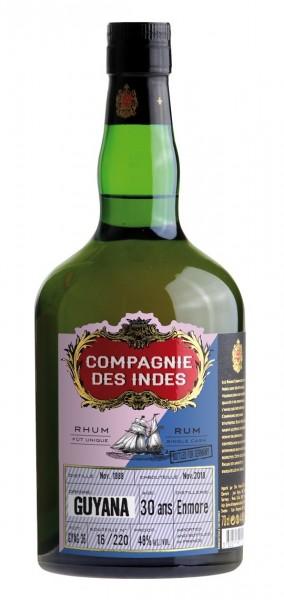 Compagnie des Indes Guyana 30 Jahre Cask Strength Rum