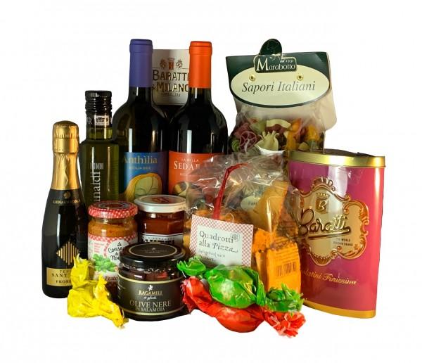 Happy Hour Big Italy Geschenkkorb